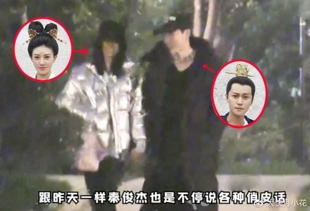 Sau 2 năm chia tay, tình cũ Dương Tử bị paparazzi tung loạt ảnh đưa đồng nghiệp về nhà, Cbiz có thêm cặp phim giả tình thật? - Ảnh 6.