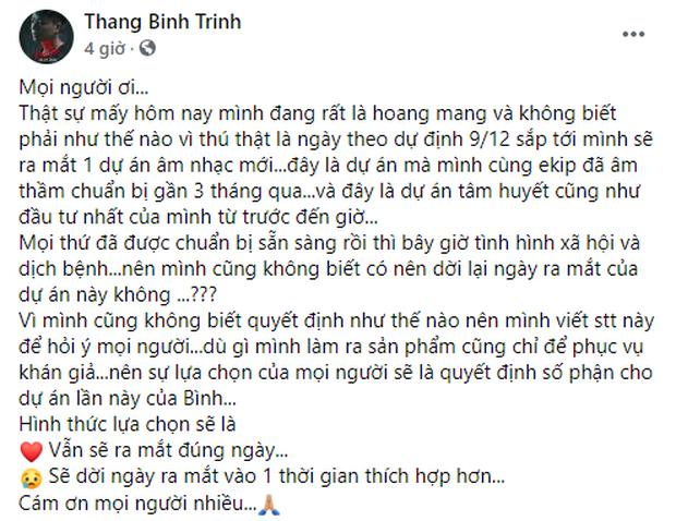 Giữa lúc các nghệ sĩ quan ngại dịch bệnh, Ngô Kiến Huy bất ngờ tuyên bố 4 tháng tung 4 MV, fan hoài nghi liền lập tức lên tiếng - Ảnh 5.