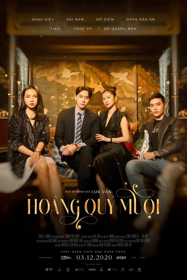 Web drama xuyên không Hoàng Quý Muội: Nối dài tấn bi kịch cuộc đời công chúa nhà Trần, xem mà nơm nớp lo cái kết bi thảm ghê - Ảnh 1.