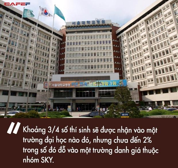 Ác mộng thực sự mang tên thi đại học ở Hàn Quốc: Cấm cung ôn thi để tránh dịch, sợ trượt trường top hơn cả sợ Covid-19 - Ảnh 3.
