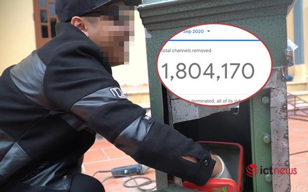 Hơn 170.000 video của người Việt đã bị YouTube gỡ bỏ trong quý III/2020 - Ảnh 1.