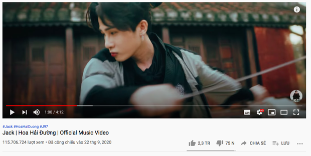 Sơn Tùng M-TP, BLACKPINK đều góp mặt, Jack có tới 2 vị trí trong Top 10 MV nổi bật nhất YouTube nhưng tất cả đều thua hiện tượng nhạc Việt - Ảnh 9.