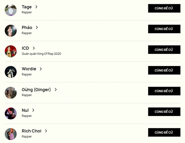 Thị trường nhạc Việt 2020 đón nhận loạt rapper đầy triển vọng: Rap Việt và King Of Rap đóng góp dàn thí sinh quá chất lượng! - Ảnh 33.