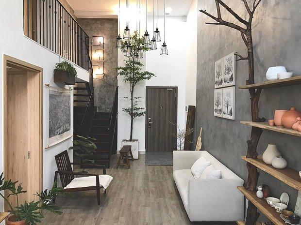 Nhà thiết kế ra tay cải tạo căn nhà trống với chi phí 180 triệu, dùng toàn đồ cũ mà thành quả mê ly lắm - Ảnh 5.