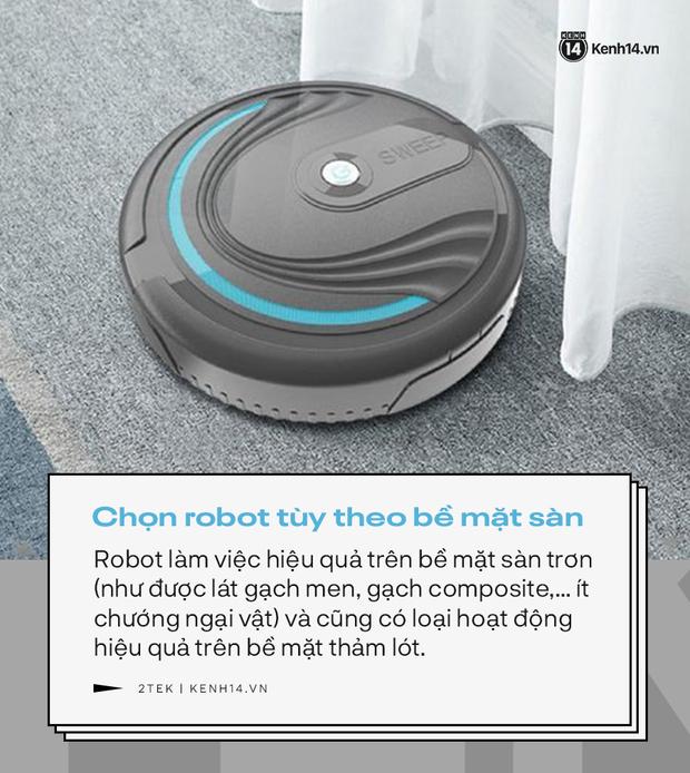 Góc chị em low-tech: Kinh nghiệm chọn robot hút bụi lau nhà siêu đỉnh, siêu thông minh - Ảnh 4.