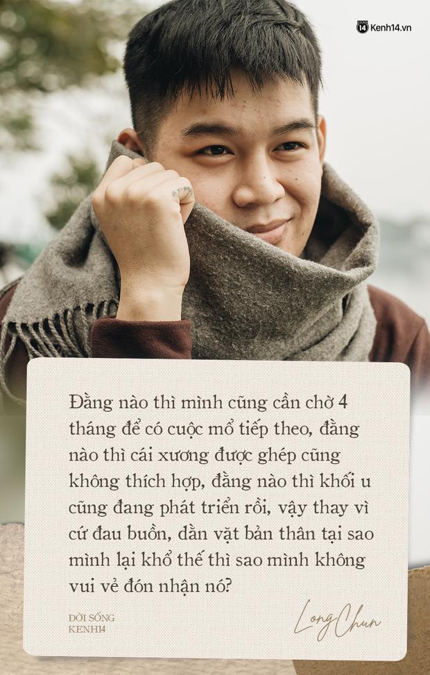 Long Chun nhìn lại năm 2020: Suýt tự tử! - Ảnh 6.