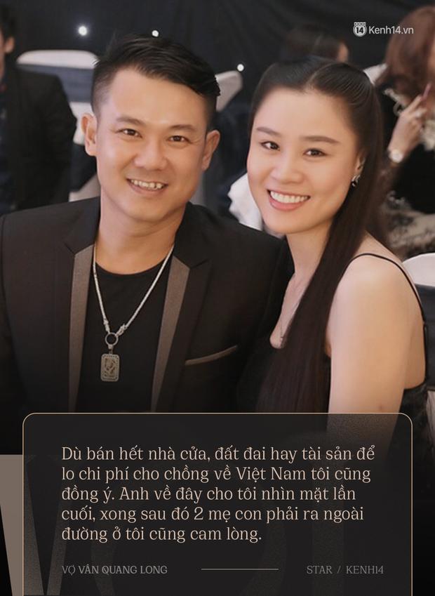 """Vợ cố NS Vân Quang Long: Tôi vẫn chưa được nhìn mặt chồng lần cuối, anh hứa lần này về Việt Nam sẽ đưa cả nhà sang Mỹ đoàn tụ"""" - Ảnh 5."""