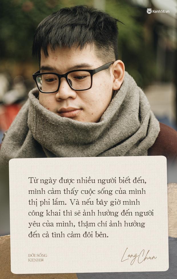 Long Chun nhìn lại năm 2020: Suýt tự tử! - Ảnh 9.