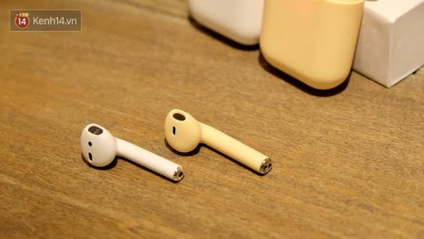 Dùng thử tai nghe AirPods pha-ke giá siêu rẻ, luôn cháy hàng mỗi đợt siêu sale, liệu có đáng tiền? - Ảnh 9.