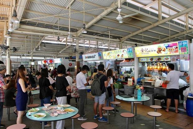 Văn hóa bán hàng rong của Singapore được UNESCO công nhận là Di sản Văn hóa thế giới - Ảnh 3.