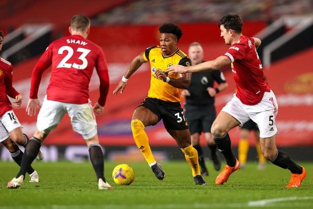 Thắng kịch tích trận cuối cùng của năm, MU lên nhì bảng Ngoại hạng Anh - Ảnh 4.