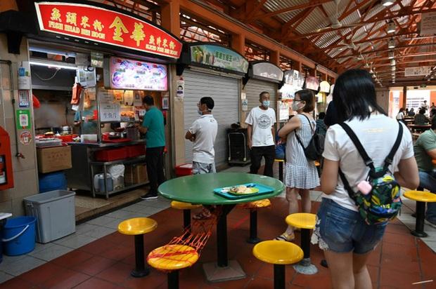 Văn hóa bán hàng rong của Singapore được UNESCO công nhận là Di sản Văn hóa thế giới - Ảnh 4.