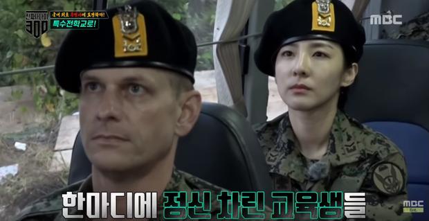 Đọ mặt mộc các mỹ nhân Hàn khi nhập ngũ: Lisa (BLACKPINK) da đẹp khó tin, Jessi gây sốc khi nhan sắc tuột dốc - Ảnh 5.
