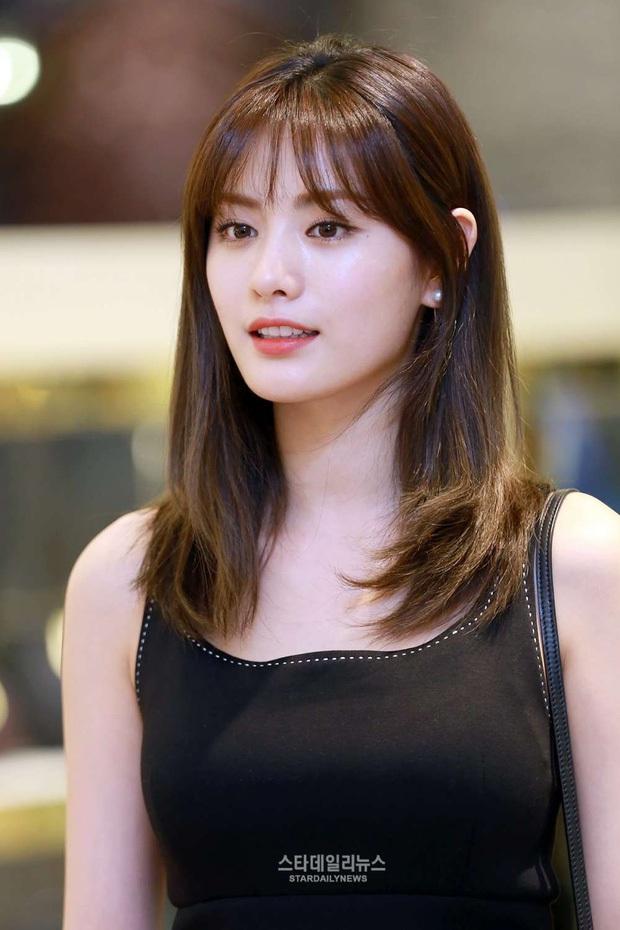 Đọ mặt mộc các mỹ nhân Hàn khi nhập ngũ: Lisa (BLACKPINK) da đẹp khó tin, Jessi gây sốc khi nhan sắc tuột dốc - Ảnh 6.