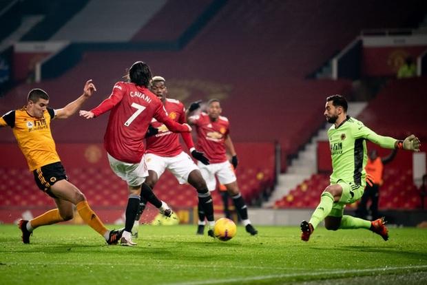 Thắng kịch tích trận cuối cùng của năm, MU lên nhì bảng Ngoại hạng Anh - Ảnh 7.