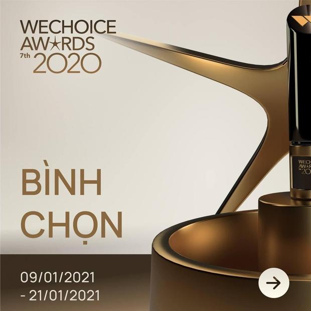WeChoice Awards 2020 chính thức có hạng mục mới Game thủ/ Streamer của năm, cộng đồng hào hứng đón nhận - Ảnh 8.