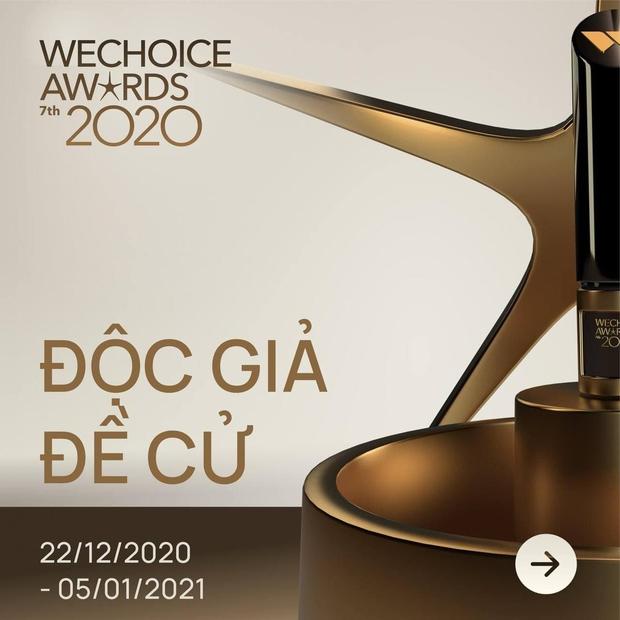 WeChoice Awards 2020 chính thức có hạng mục mới Game thủ/ Streamer của năm, cộng đồng hào hứng đón nhận - Ảnh 7.