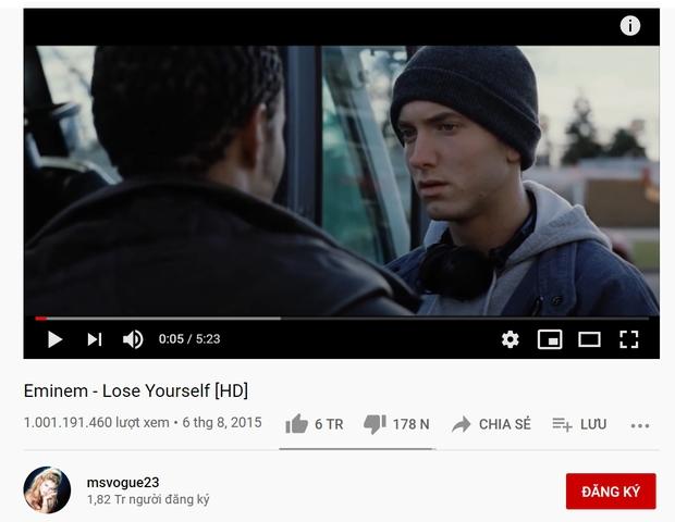 Nam rapper đình đám vừa đạt mốc MV 1 tỷ view nhưng chắc chắn sẽ không nhận được đồng nào, đố bạn biết vì sao? - Ảnh 3.