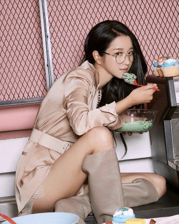 Seo Ye Ji đụng độ Han So Hee: Điên nữ tạo dáng thót tim nhưng tiểu tam cũng không kém cạnh về độ bốc lửa - Ảnh 2.
