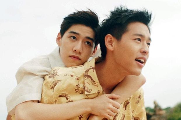 Cặp đam mỹ Thái xưng bá phim hot nhất 2020 tại Trung Quốc, lượt vote vượt Điên Thì Có Sao tận 49 lần! - Ảnh 1.