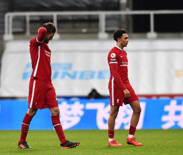 Liverpool bất lực trong trận đấu cuối cùng của năm, rơi vào tình thế đáng báo động - Ảnh 1.
