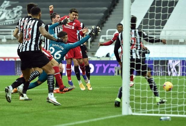 Liverpool bất lực trong trận đấu cuối cùng của năm, rơi vào tình thế đáng báo động - Ảnh 2.