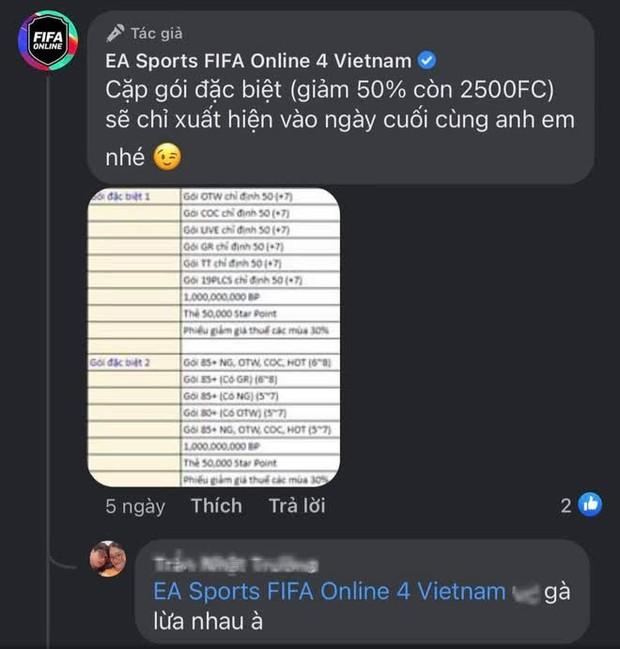 Biến căng FIFA Online 4: Garena bị streamer lẫn game thủ công kích dữ dội, đòi tẩy chay vì treo đầu dê bán thịt chó - Ảnh 1.