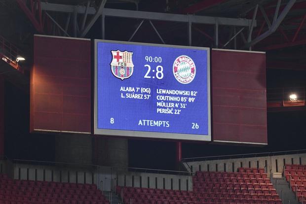Những khoảnh khắc ấn tượng của bóng đá thế giới năm 2020 - Ảnh 13.