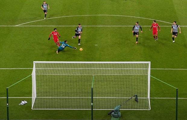 Liverpool bất lực trong trận đấu cuối cùng của năm, rơi vào tình thế đáng báo động - Ảnh 4.