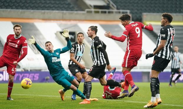 Liverpool bất lực trong trận đấu cuối cùng của năm, rơi vào tình thế đáng báo động - Ảnh 6.