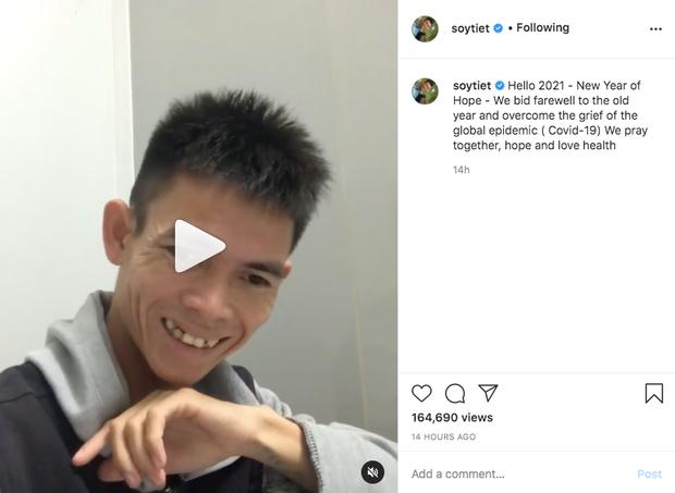 Soytiet trổ tài hát tiếng Anh tạm biệt năm twenty twenty, gửi lời nhắn gửi vượt qua nỗi đau Covid-19 đến fan quốc tế - Ảnh 3.