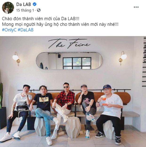 Trước OSAD, Da LAB tuyển cả OnlyC và Vũ làm thành viên mới nhưng sau đó mất hút, tiết lộ chỉ cần 1 tỉ là được gia nhập nhóm? - Ảnh 2.
