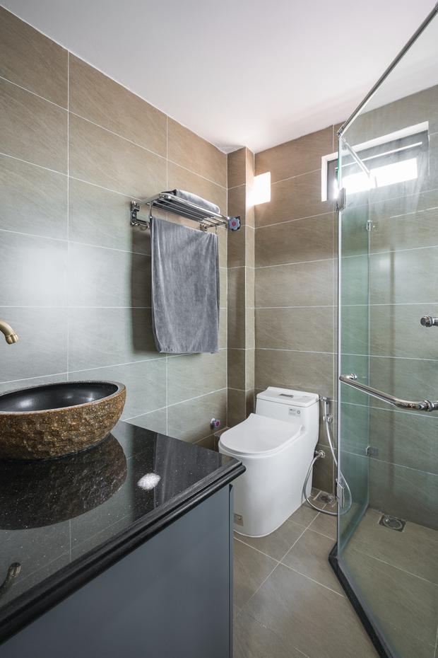 Đầu tư 200 triệu cải tạo phòng ngủ 20m2, vợ chồng kiến trúc sư thu về thành quả khiến ai cũng trầm trồ - Ảnh 13.