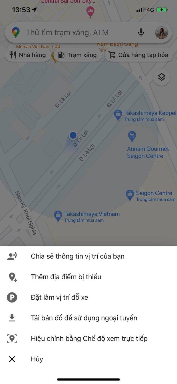 6 tiện ích bí mật nhưng cực kỳ hay ho ngay trên Google Maps mà rất ít người biết - Ảnh 3.