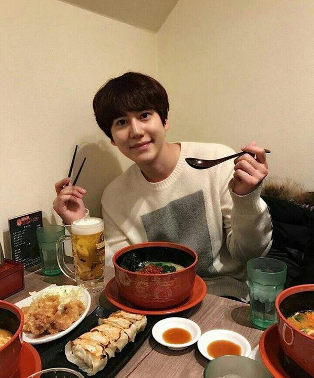 Kyuhyun (Super Junior) than trời vì quá căng thẳng khi tham gia show ẩm thực, biết lý do ai cũng gật gù cảm thông - Ảnh 4.