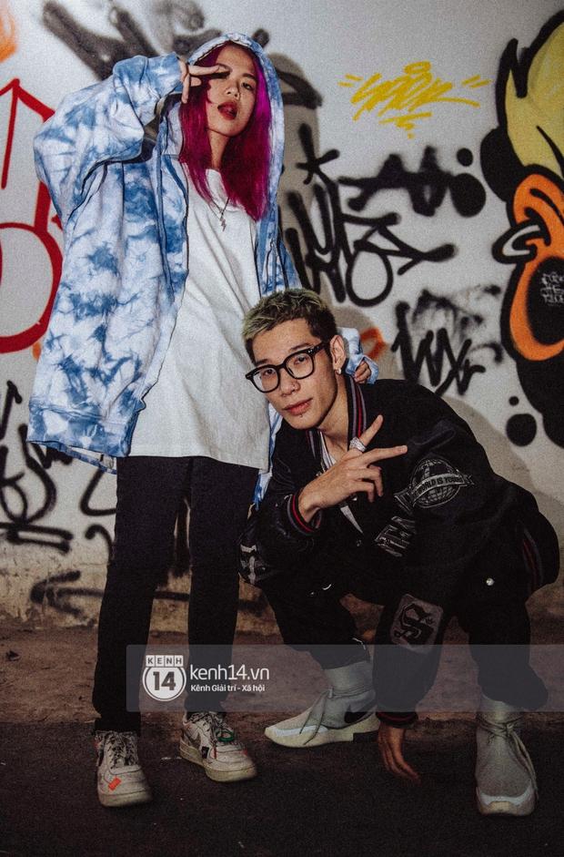 Cặp đôi MCK và Tlinh: Muốn biến mainstream trở nên Hip-hop hơn, thấy sai khi đã dùng tiêu cực để đáp lại tiêu cực - Ảnh 5.