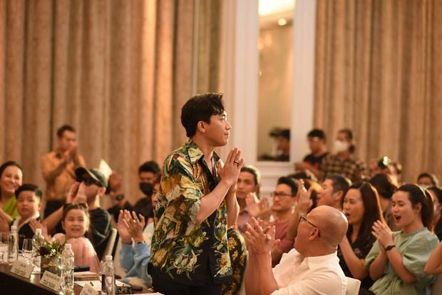 Trấn Thành chi cả tỷ cho 2 phút ở Bố Già, bị bóc phốt từng khiến Lê Giang nghỉ chơi vì mê chửi ở họp báo ra mắt phim - Ảnh 4.