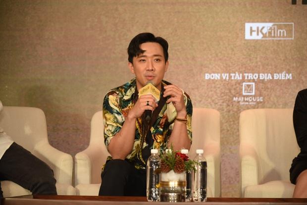 Trấn Thành chi cả tỷ cho 2 phút ở Bố Già, bị bóc phốt từng khiến Lê Giang nghỉ chơi vì mê chửi ở họp báo ra mắt phim - Ảnh 5.