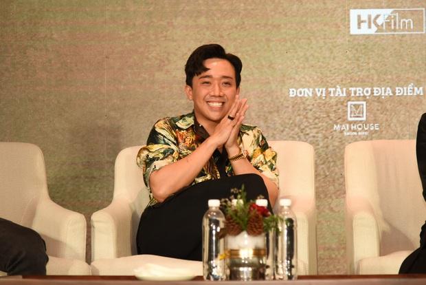 Trấn Thành chi cả tỷ cho 2 phút ở Bố Già, bị bóc phốt từng khiến Lê Giang nghỉ chơi vì mê chửi ở họp báo ra mắt phim - Ảnh 3.