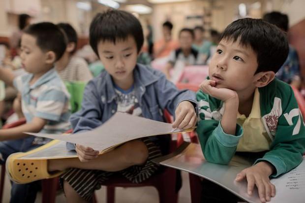 Cô giáo quát lớp không được nên khóc, cậu học trò lớp 1 gửi tâm thư siêu lầy lội - Ảnh 2.