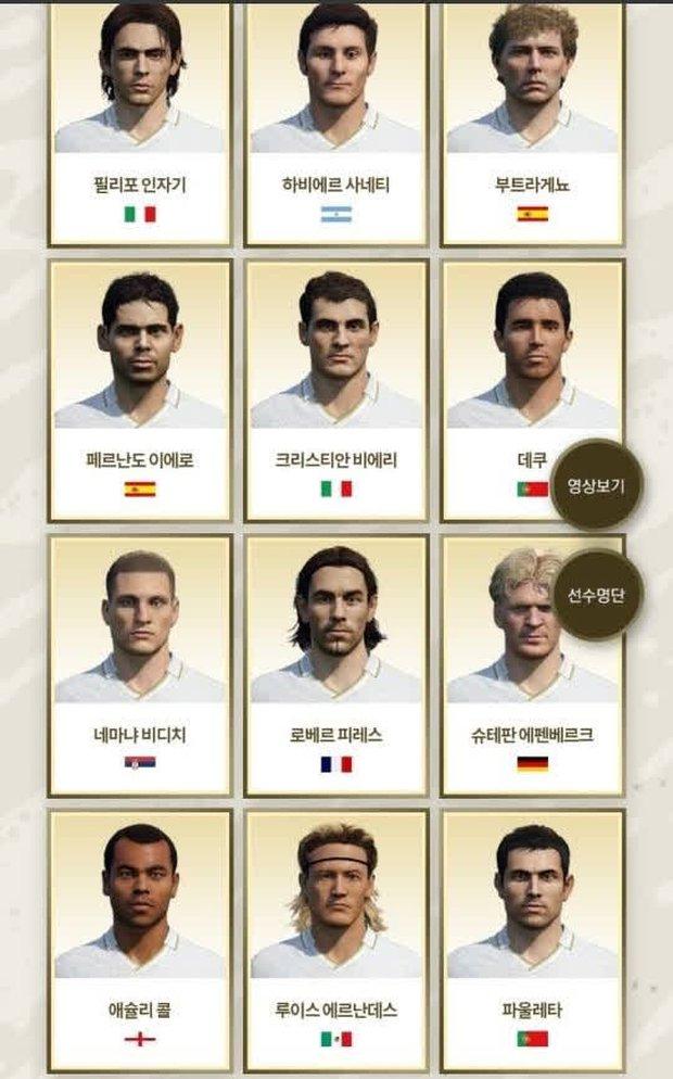 Hàng loạt ICON mà game thủ ước ao đã cập bến FIFA Online 4: Beckham, Torres... đều có đủ - Ảnh 2.