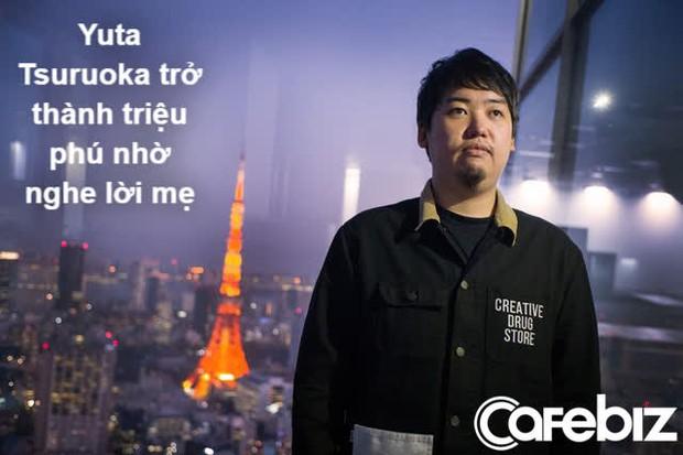 Nhờ nghe lời mẹ, chàng thực tập sinh Nhật startup 1 ứng dụng bán hàng online và trở thành triệu phú, công ty đạt giá trị tỷ đô giữa mùa dịch Covid - Ảnh 2.