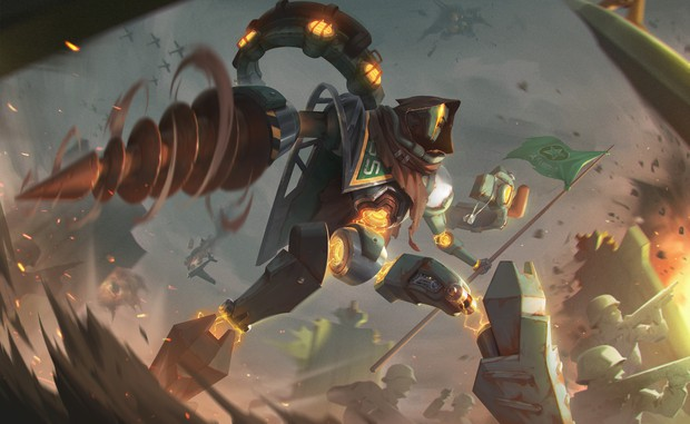 Tướng mới Omega đang siêu lỗi game, trở thành quái vật trâu bò, khó chịu nhất Liên Quân - Ảnh 3.