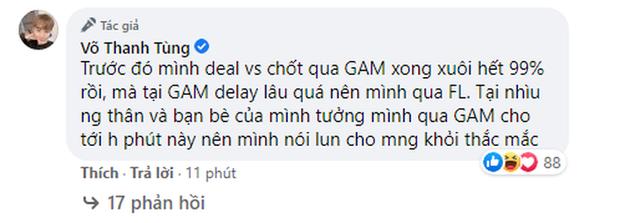 Tỉnh như Divkid: Quay xe 180 độ đến Team Flash khi GAM delay hợp đồng - Ảnh 2.