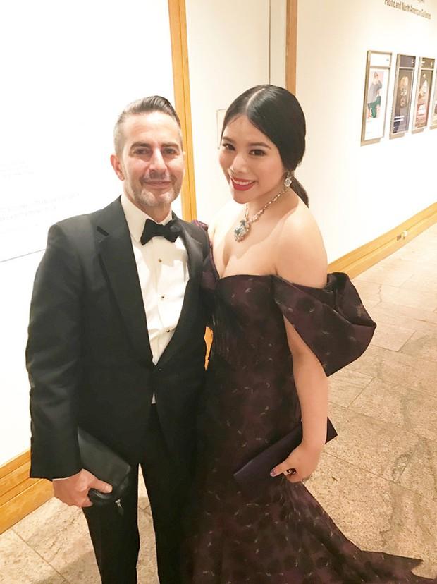 Đỉnh cấp tiểu thư Trung Quốc: Quen từ minh tinh Hoa ngữ đến ngôi sao thế giới, thừa kế tài sản nghìn tỷ vẫn tự gây dựng sự nghiệp huy hoàng - Ảnh 11.