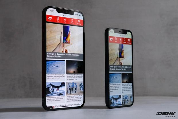 Trên tay chiếc iPhone bị người Việt ghẻ lạnh năm nay: Nhỏ tẹo bằng bàn tay, dùng một tay thì sướng, hai tay thì... sượng - Ảnh 16.