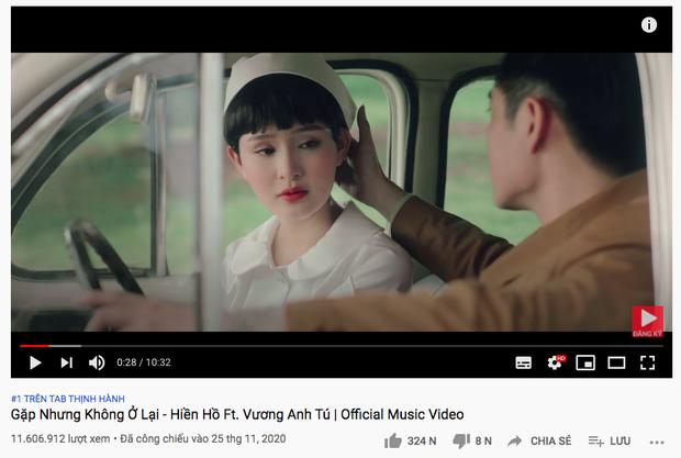 Sau Bích Phương, Hiền Hồ trở thành nữ nghệ sĩ thứ 2 đạt thành tích all-kill cực khủng của Vpop - Ảnh 3.
