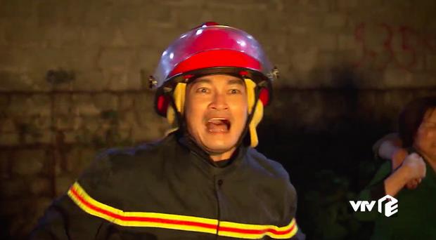 Khán giả nhói lòng với chuyện lính cứu hỏa hi sinh ở Lửa Ấm: Chồng mình cũng thế mà chỉ biết gọi Anh ơi! - Ảnh 4.