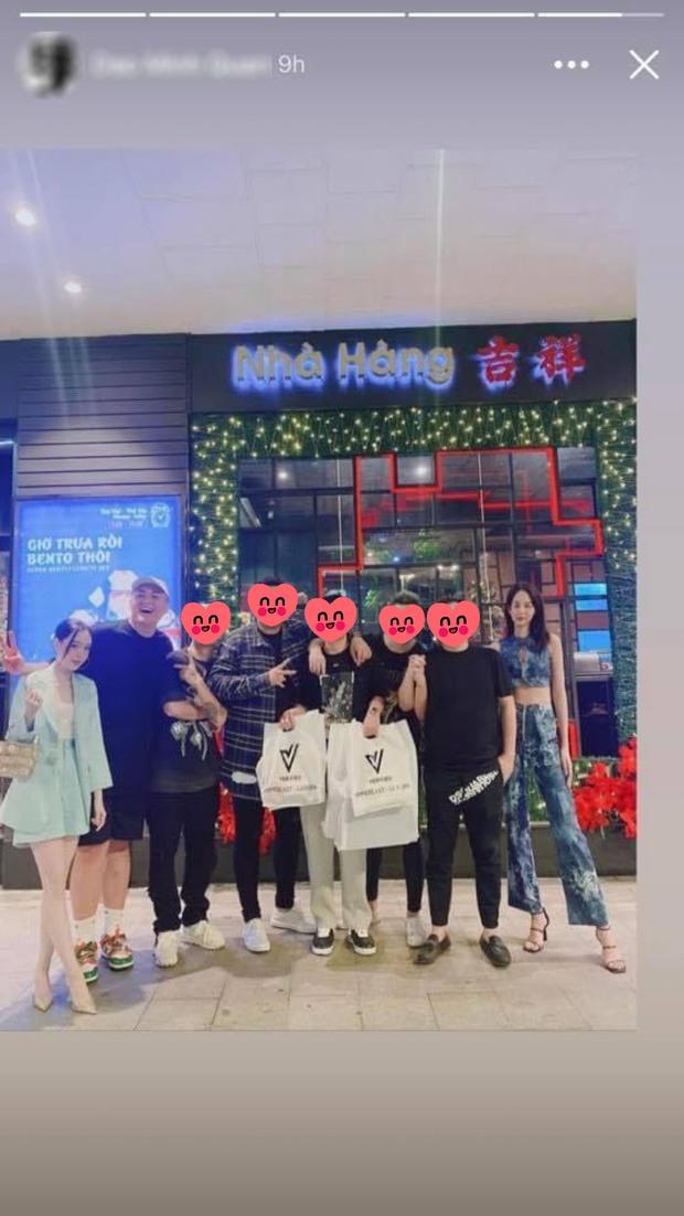 Nghi vấn Phí Phương Anh đã có bạn trai, là bạn thân của Fabo Nguyễn - con trai ông trùm điện tử Sài Gòn - Ảnh 3.