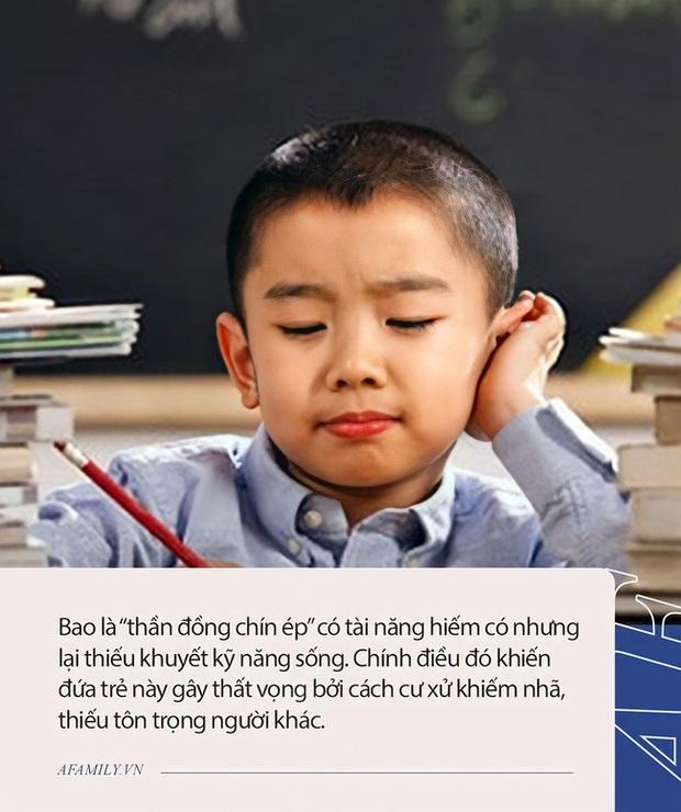 Nhờ phương pháp giáo dục sớm, cậu bé này 3 tuổi đã nhớ được 2000 ký tự nhưng kết cục sau đó khiến nhiều bố mẹ giật mình xem lại cách dạy con - Ảnh 3.